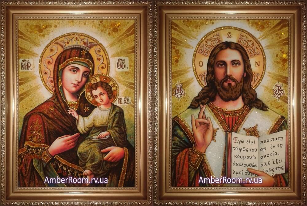 Світла пара. Купити вінчальні ікони (образи) Світла пара ... 6702042e73e69
