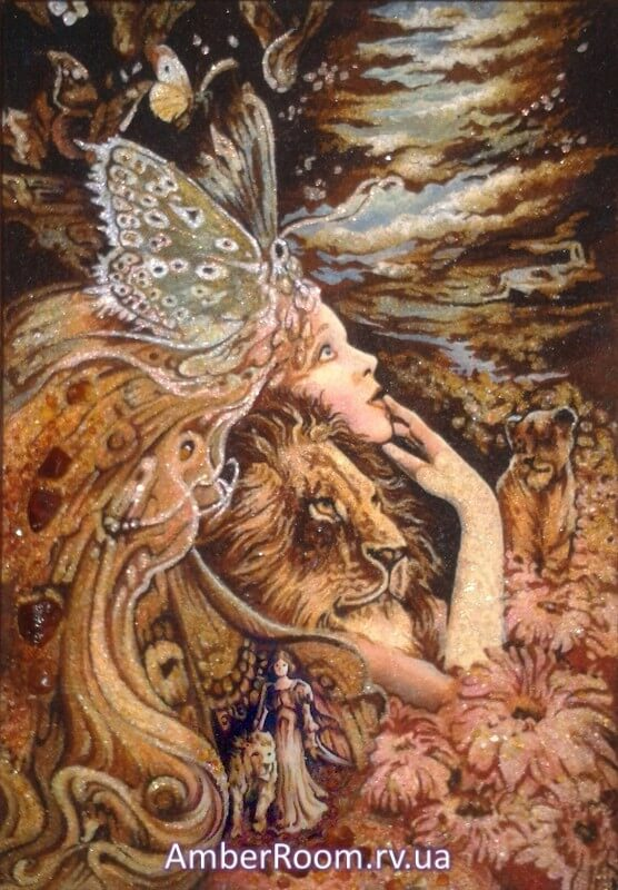 Josephine Wall - Heart and Soul, 1