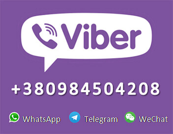 Viber, Whatsapp, Telegram, WeChat